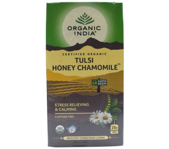 Chamomile Tea - Tulsi Honey